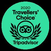 Travellers Choice Award Tripadvisor 2020