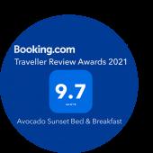 Booking.com Review Award